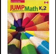 Jump Math Jump Math K.2