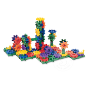Learning Resources Gears! Gears! Gears! 100 Piece Building Set