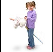 Melissa & Doug Melissa & Doug Prance-N-Play Stick Unicorn