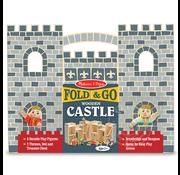 Melissa & Doug Melissa & Doug Fold & Go Castle