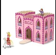 Melissa & Doug Melissa & Doug Fold & Go Princess Castle