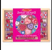 Melissa & Doug Melissa & Doug Created by Me! Heart Beads