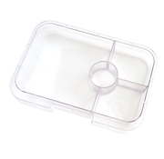 Yumbox YumBox Tapas 4 Food Tray Insert - Non-Illustrated