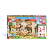Calico Critters Calico Critters Red Roof Country Home Gift Set