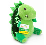 Creativity for Kids Creativity for Kids Mini Sequin Pets Dazzle the Dinosaur