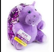 Creativity for Kids Creativity for Kids Mini Sequin Pets Hope the Hippopotamus RETIRED