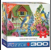 Eurographics Eurographics Country Cottage XL Family Puzzle 300pcs