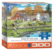 Eurographics Eurographics Farm By the Lake XL Family Puzzle 300pcs