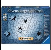 Ravensburger Ravensburger Krypt - Silver Puzzle 654pcs