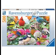 Ravensburger Ravensburger Garden Birds Puzzle 500pcs