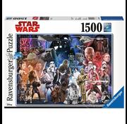 Ravensburger Ravensburger Star Wars The Whole Universe Puzzle 1500pcs