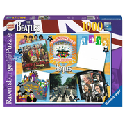 Ravensburger Ravensburger The Beatles: Albums 1967-70 Puzzle 1000pcs