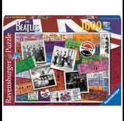 Ravensburger Ravensburger The Beatles: Tickets Puzzle 1000pcs