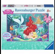 Ravensburger Ravensburger Disney Princess: Hugging Ariel Floor Puzzle 24pcs