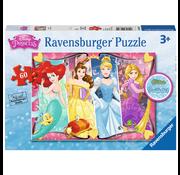 Ravensburger Ravensburger Disney Princess: Heartsong Puzzle 60pcs