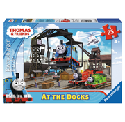 Ravensburger Ravensburger Thomas & Friends: At the Docks Puzzle 35pcs RETIRED