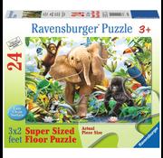 Ravensburger Ravensburger Jungle Juniors Floor Puzzle 24pcs