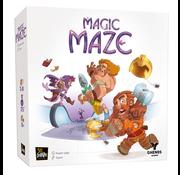 Magic Maze, a Co-operative Board Game