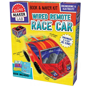 Klutz Klutz Maker Lab Wired Remote Race Car