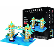 Nanoblock Nanoblock Tower Bridge