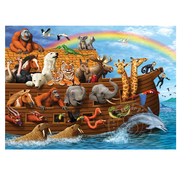 Cobble Hill Puzzles Cobble Hill Voyage of the Ark Family Puzzle 350pcs