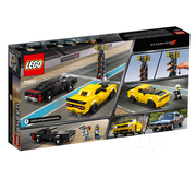 LEGO® LEGO® Speed Champions 2018 Dodge Challenger SRT Demon and 1970 Dodge Charger R/T