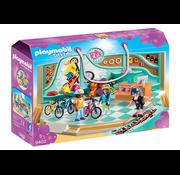 Playmobil Playmobil Bike & Skate Shop RETIRED