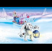 Playmobil Playmobil Yeti with Sleigh RETIRED