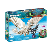 Playmobil Playmobil How to Train Your Dragon III Light Fury Play Set