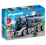 Playmobil Playmobil Tactical Unit Truck