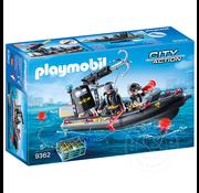 Playmobil Playmobil Tactical Unit Boat
