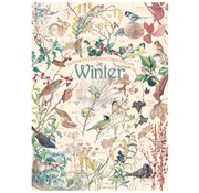Cobble Hill Puzzles Cobble Hill Country Diary Winter Puzzle 1000pcs