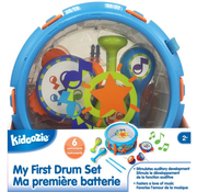 Kidoozie Kidoozie My First Drum Set