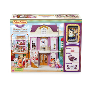 Calico Critters Calico Critters Town Elegant Town Manor Gift Set