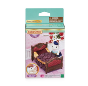 Calico Critters Calico Critters Town Luxury Bed