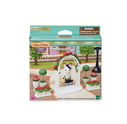 Calico Critters Calico Critters Town Floral Garden Set