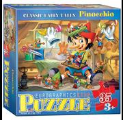 Eurographics Eurographics Pinocchio Puzzle 35pcs