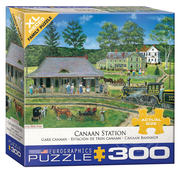 Eurographics Eurographics Canaan XL Family Puzzle 300pcs