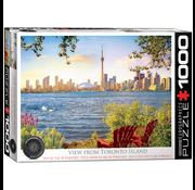 Eurographics Eurographics View from Toronto Island Puzzle 1000pcs