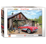 Eurographics Eurographics Out of Storage Puzzle 1000pcs