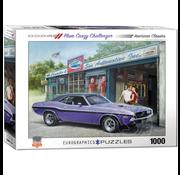 Eurographics Eurographics Plum Crazy Challenger Puzzle 1000pcs