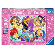 Ravensburger Ravensburger Disney Princess: Be Strong, Be You Puzzle 100pcs XXL