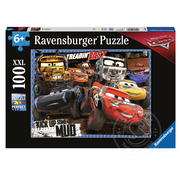 Ravensburger Ravensburger Disney Pixar Cars: Mudders Puzzle 100pcs XXL