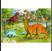 Ravensburger Ravensburger Dino Pals Floor Puzzle 24pcs