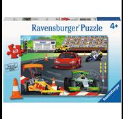 Ravensburger Ravensburger Day at the Races Puzzle 60pcs