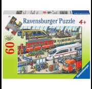 Ravensburger Ravensburger Railway Station Puzzle 60pcs