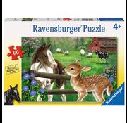 Ravensburger Ravensburger New Neighbors Puzzle 60pcs