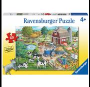 Ravensburger Ravensburger Home on the Range Puzzle 60pcs