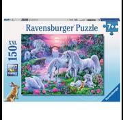 Ravensburger Ravensburger Unicorns in the Sunset Glow Puzzle 150pcs XXL