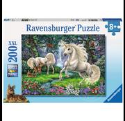 Ravensburger Ravensburger Mystical Unicorns Puzzle 200pcs XXL